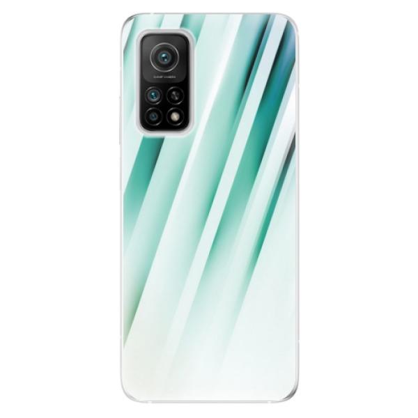 Odolné silikonové pouzdro iSaprio - Stripes of Glass - Xiaomi Mi 10T / Mi 10T Pro