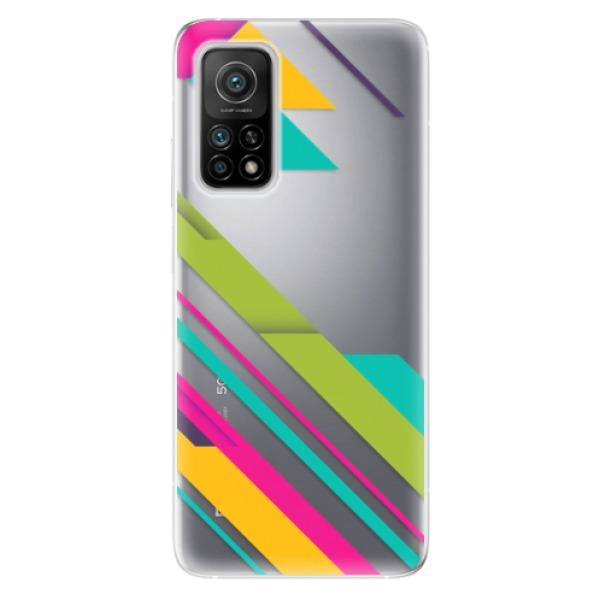 Odolné silikonové pouzdro iSaprio - Color Stripes 03 - Xiaomi Mi 10T / Mi 10T Pro
