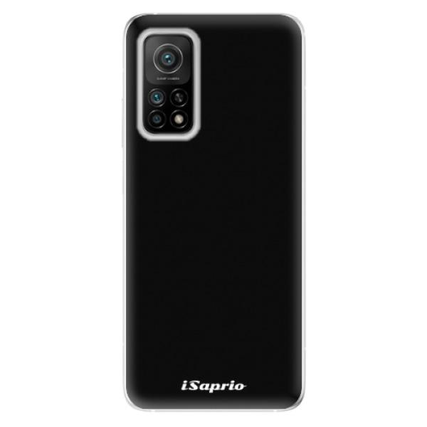 Odolné silikonové pouzdro iSaprio - 4Pure - černý - Xiaomi Mi 10T / Mi 10T Pro