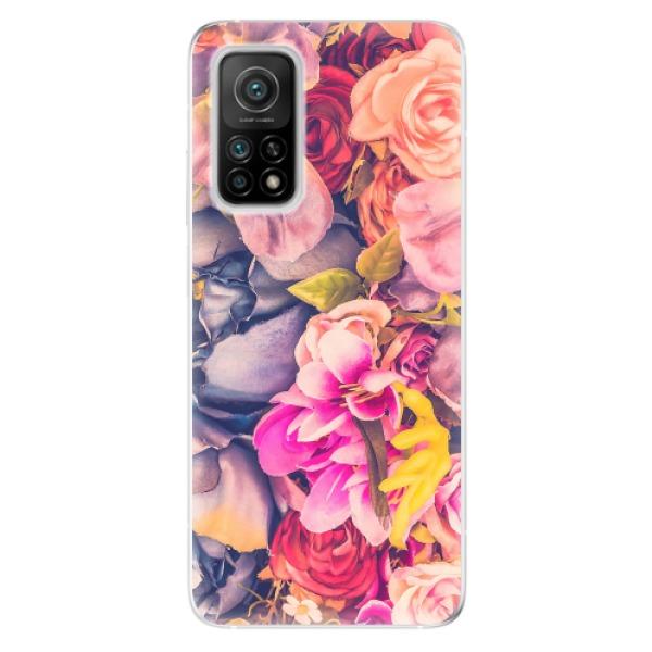 Odolné silikonové pouzdro iSaprio - Beauty Flowers - Xiaomi Mi 10T / Mi 10T Pro