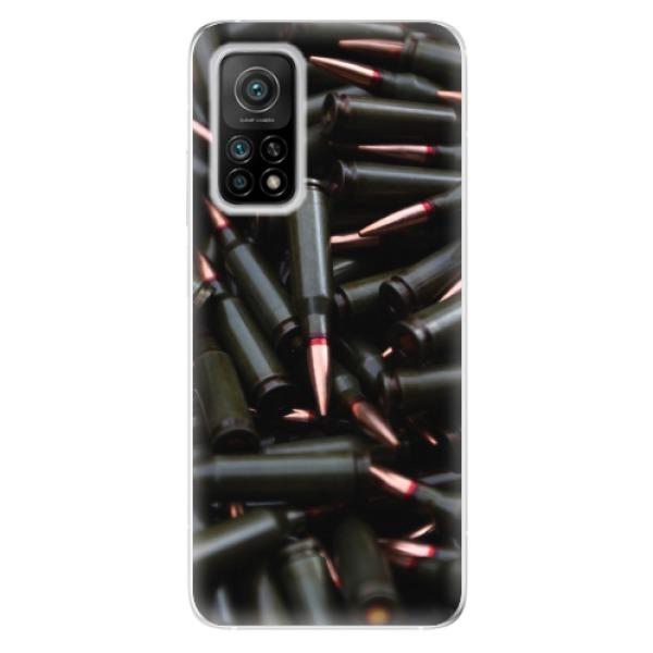 Odolné silikonové pouzdro iSaprio - Black Bullet - Xiaomi Mi 10T / Mi 10T Pro
