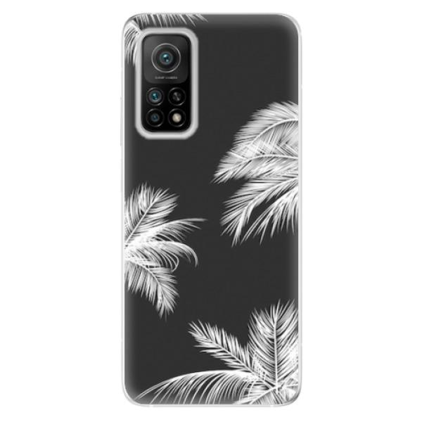 Odolné silikonové pouzdro iSaprio - White Palm - Xiaomi Mi 10T / Mi 10T Pro
