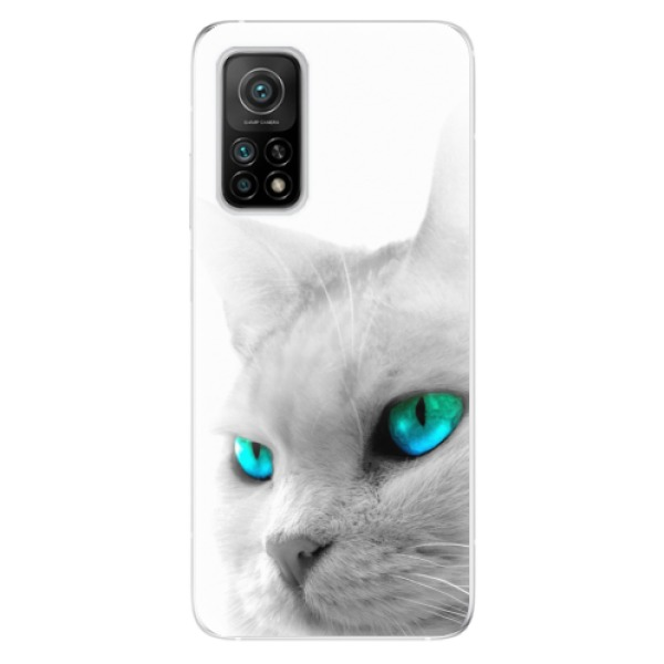 Odolné silikonové pouzdro iSaprio - Cats Eyes - Xiaomi Mi 10T / Mi 10T Pro