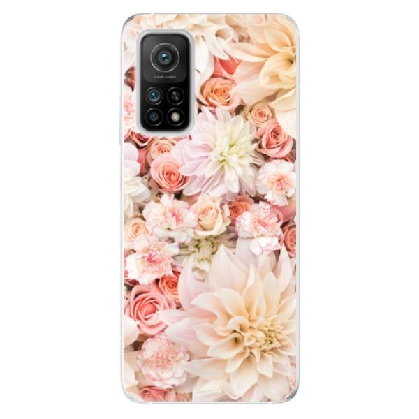 Odolné silikonové pouzdro iSaprio - Flower Pattern 06 - Xiaomi Mi 10T / Mi 10T Pro