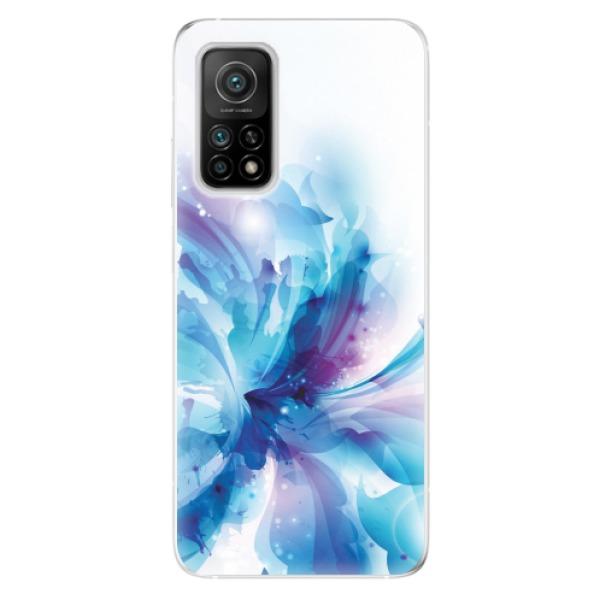 Odolné silikonové pouzdro iSaprio - Abstract Flower - Xiaomi Mi 10T / Mi 10T Pro