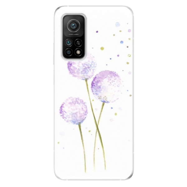 Odolné silikonové pouzdro iSaprio - Dandelion - Xiaomi Mi 10T / Mi 10T Pro