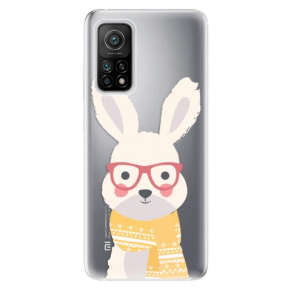 Odolné silikonové pouzdro iSaprio - Smart Rabbit - Xiaomi Mi 10T / Mi 10T Pro