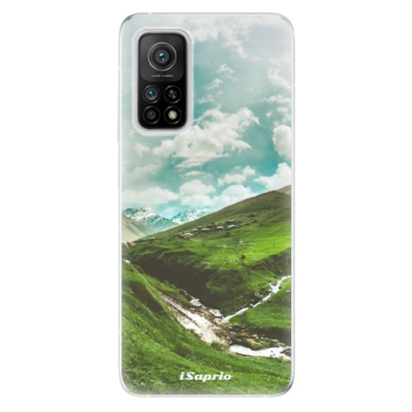 Odolné silikonové pouzdro iSaprio - Green Valley - Xiaomi Mi 10T / Mi 10T Pro