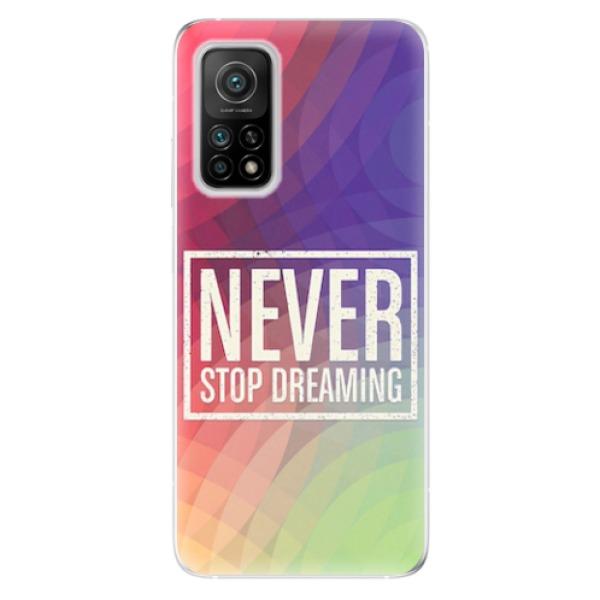 Odolné silikonové pouzdro iSaprio - Dreaming - Xiaomi Mi 10T / Mi 10T Pro