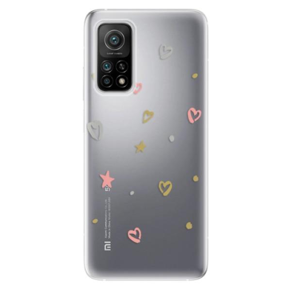 Odolné silikonové pouzdro iSaprio - Lovely Pattern - Xiaomi Mi 10T / Mi 10T Pro