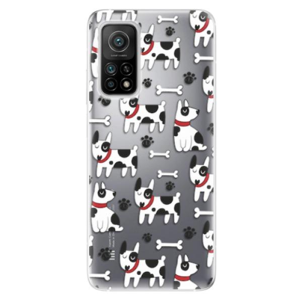 Odolné silikonové pouzdro iSaprio - Dog 02 - Xiaomi Mi 10T / Mi 10T Pro