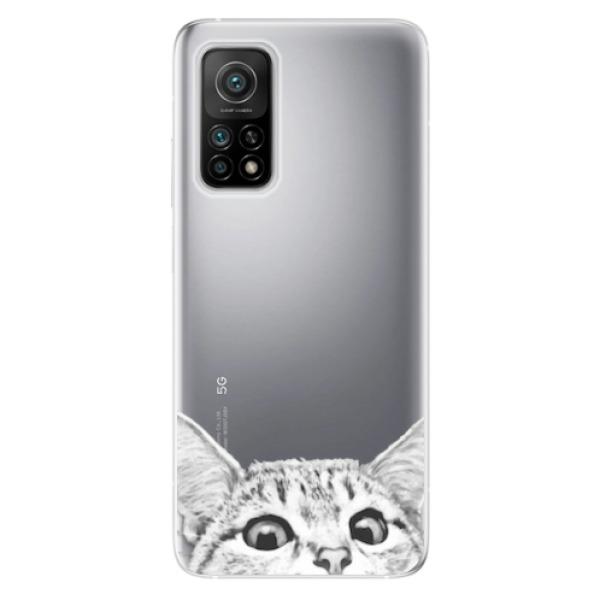 Odolné silikonové pouzdro iSaprio - Cat 02 - Xiaomi Mi 10T / Mi 10T Pro