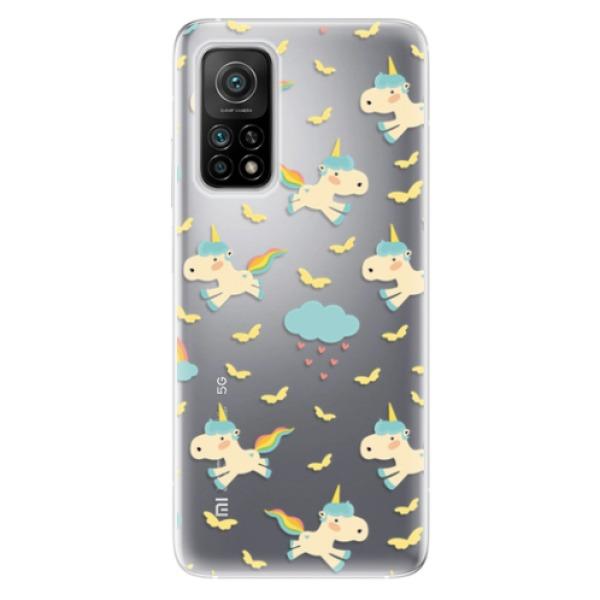 Odolné silikonové pouzdro iSaprio - Unicorn pattern 01 - Xiaomi Mi 10T / Mi 10T Pro