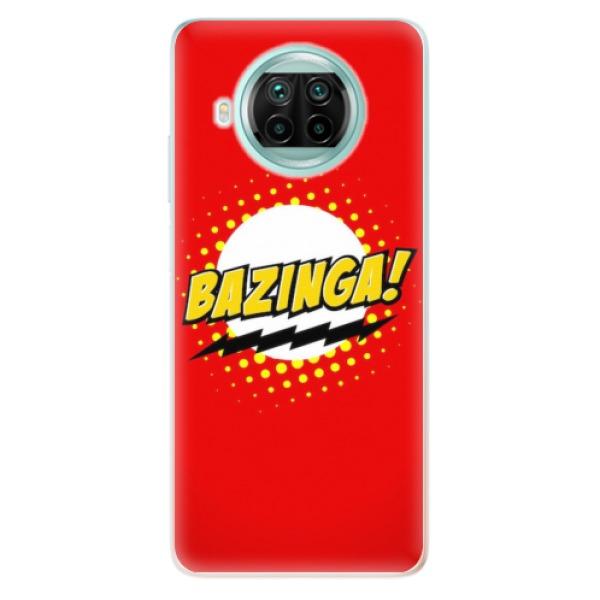 Odolné silikonové pouzdro iSaprio - Bazinga 01 - Xiaomi Mi 10T Lite