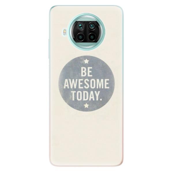 Odolné silikonové pouzdro iSaprio - Awesome 02 - Xiaomi Mi 10T Lite
