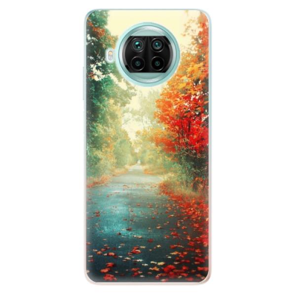 Odolné silikonové pouzdro iSaprio - Autumn 03 - Xiaomi Mi 10T Lite