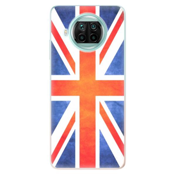 Odolné silikonové pouzdro iSaprio - UK Flag - Xiaomi Mi 10T Lite