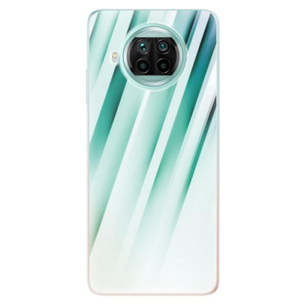 Odolné silikonové pouzdro iSaprio - Stripes of Glass - Xiaomi Mi 10T Lite