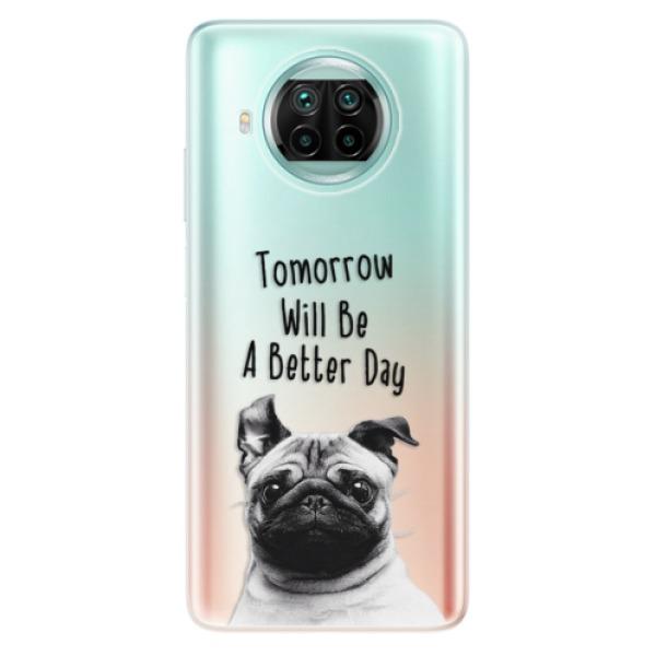 Odolné silikonové pouzdro iSaprio - Better Day 01 - Xiaomi Mi 10T Lite