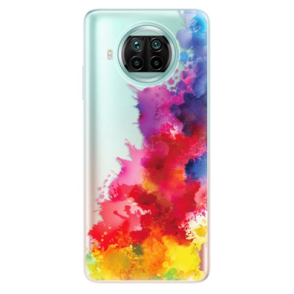 Odolné silikonové pouzdro iSaprio - Color Splash 01 - Xiaomi Mi 10T Lite
