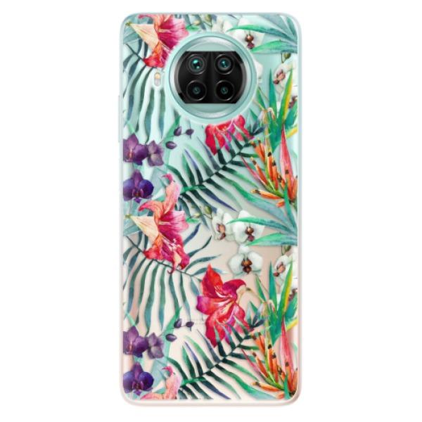 Odolné silikonové pouzdro iSaprio - Flower Pattern 03 - Xiaomi Mi 10T Lite