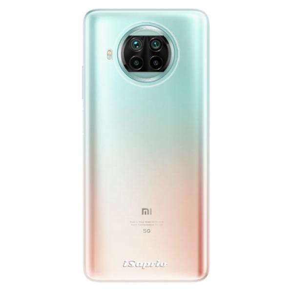 Odolné silikonové pouzdro iSaprio - 4Pure - mléčný bez potisku - Xiaomi Mi 10T Lite