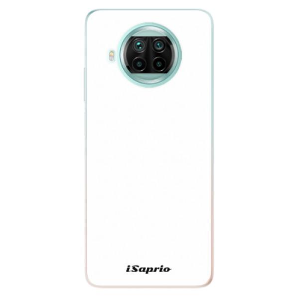 Odolné silikonové pouzdro iSaprio - 4Pure - bílý - Xiaomi Mi 10T Lite