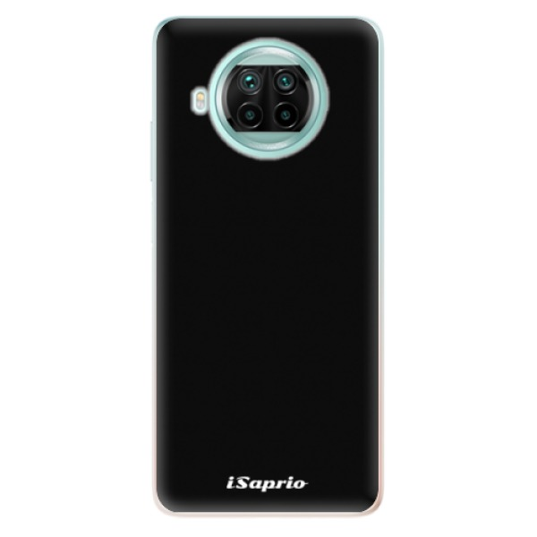 Odolné silikonové pouzdro iSaprio - 4Pure - černý - Xiaomi Mi 10T Lite
