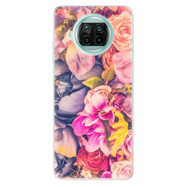 Odolné silikonové pouzdro iSaprio - Beauty Flowers - Xiaomi Mi 10T Lite