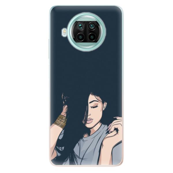 Odolné silikonové pouzdro iSaprio - Swag Girl - Xiaomi Mi 10T Lite