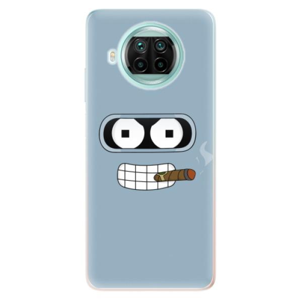 Odolné silikonové pouzdro iSaprio - Bender - Xiaomi Mi 10T Lite