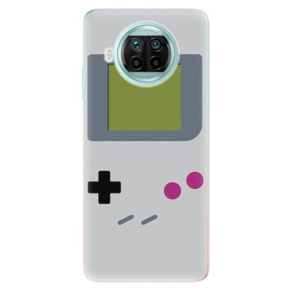 Odolné silikonové pouzdro iSaprio - The Game - Xiaomi Mi 10T Lite
