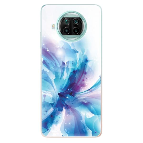 Odolné silikonové pouzdro iSaprio - Abstract Flower - Xiaomi Mi 10T Lite