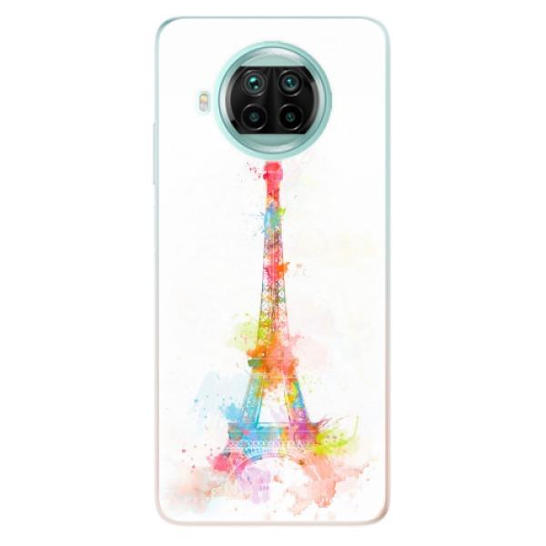 Odolné silikonové pouzdro iSaprio - Eiffel Tower - Xiaomi Mi 10T Lite