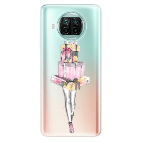 Odolné silikonové pouzdro iSaprio - Queen of Shopping - Xiaomi Mi 10T Lite