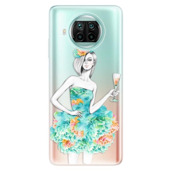Odolné silikonové pouzdro iSaprio - Queen of Parties - Xiaomi Mi 10T Lite