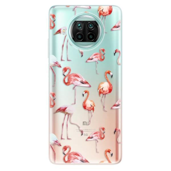 Odolné silikonové pouzdro iSaprio - Flami Pattern 01 - Xiaomi Mi 10T Lite