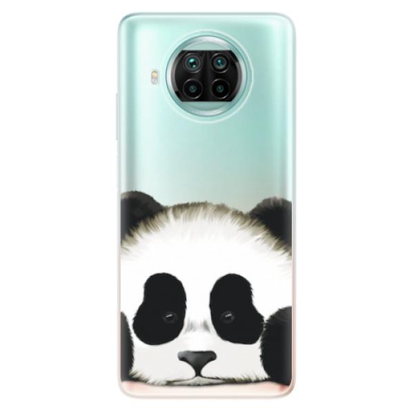 Odolné silikonové pouzdro iSaprio - Sad Panda - Xiaomi Mi 10T Lite