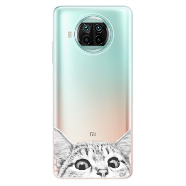 Odolné silikonové pouzdro iSaprio - Cat 02 - Xiaomi Mi 10T Lite