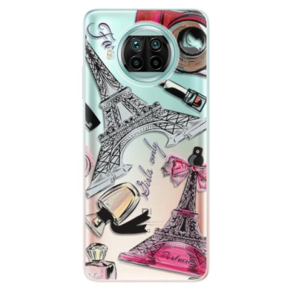 Odolné silikonové pouzdro iSaprio - Fashion pattern 02 - Xiaomi Mi 10T Lite