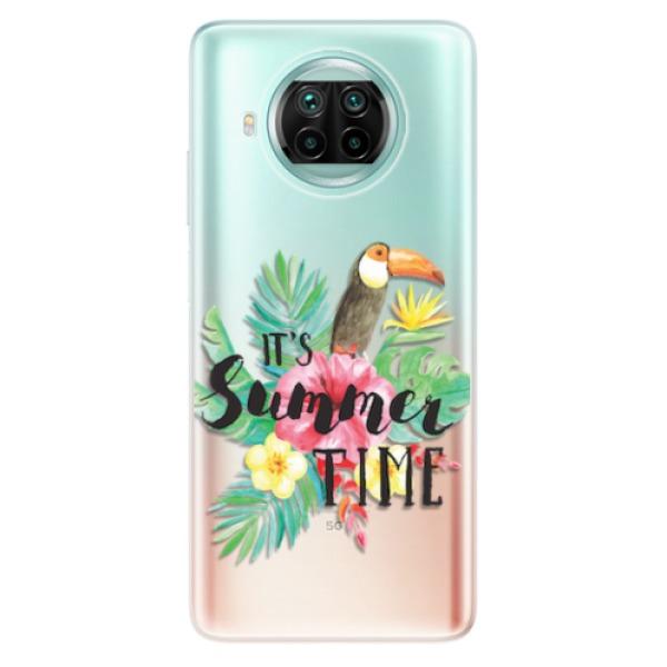 Odolné silikonové pouzdro iSaprio - Summer Time - Xiaomi Mi 10T Lite