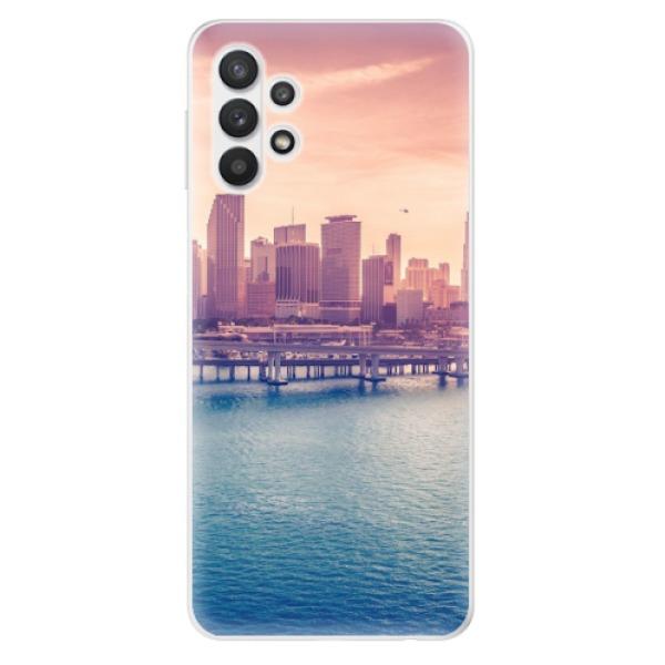 Odolné silikonové pouzdro iSaprio - Morning in a City - Samsung Galaxy A32 5G