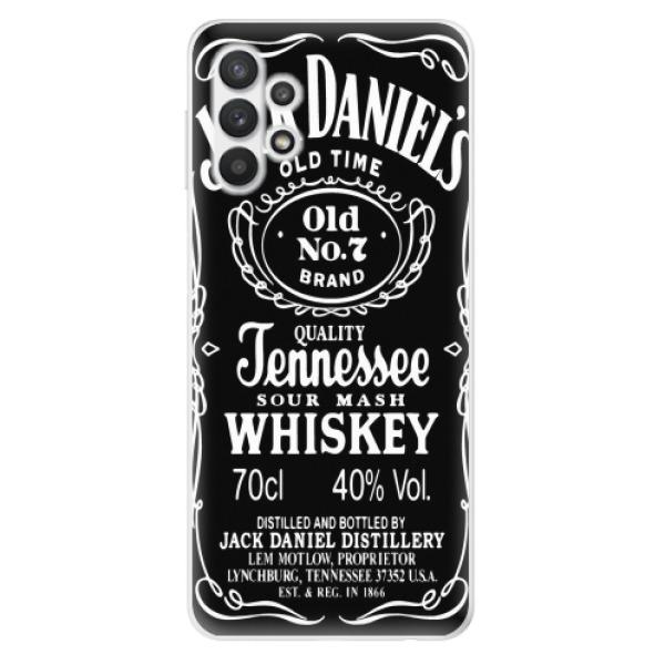 Odolné silikonové pouzdro iSaprio - Jack Daniels - Samsung Galaxy A32 5G