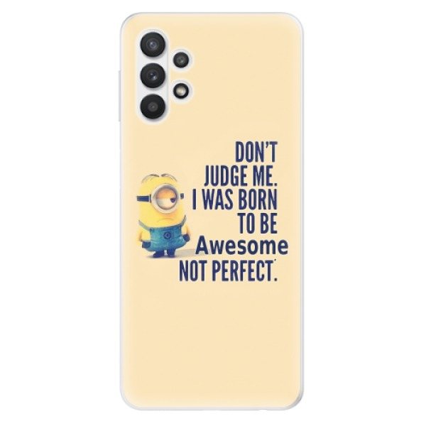 Odolné silikonové pouzdro iSaprio - Be Awesome - Samsung Galaxy A32 5G