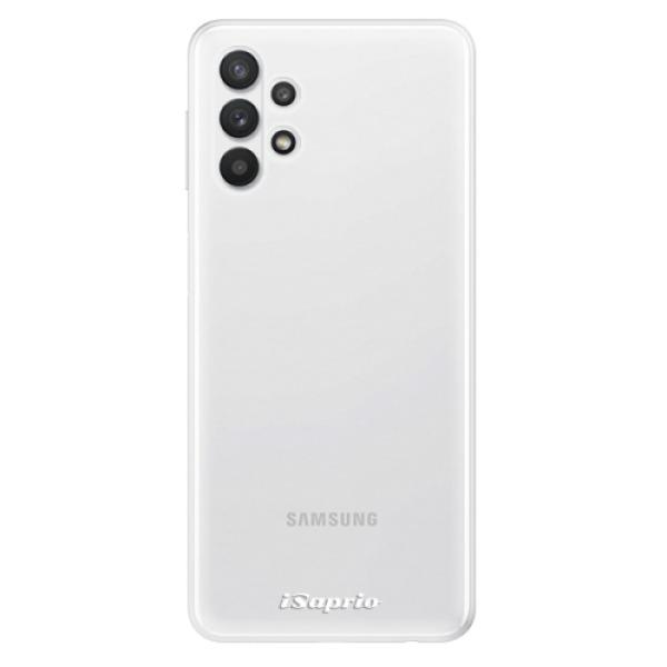 Odolné silikonové pouzdro iSaprio - 4Pure - mléčný bez potisku - Samsung Galaxy A32 5G