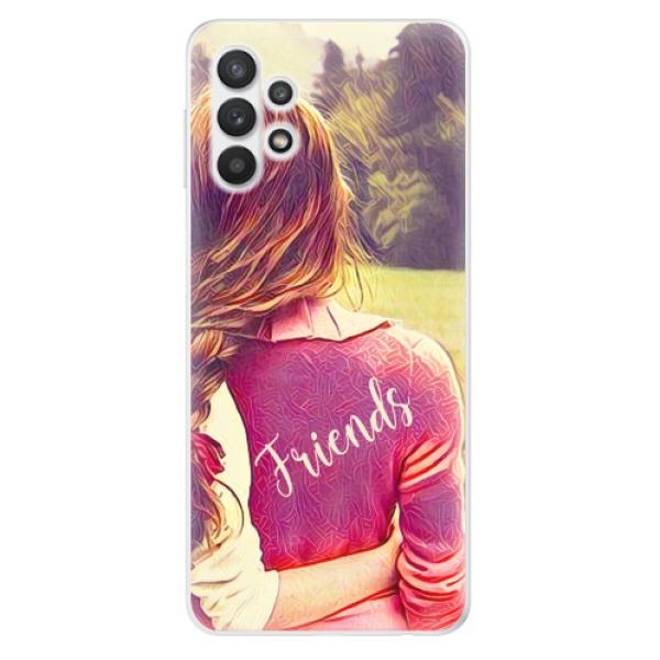 Odolné silikonové pouzdro iSaprio - BF Friends - Samsung Galaxy A32 5G