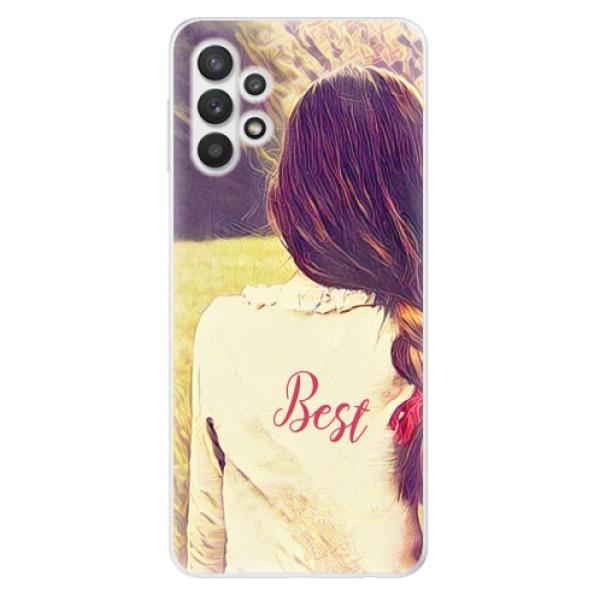 Odolné silikonové pouzdro iSaprio - BF Best - Samsung Galaxy A32 5G