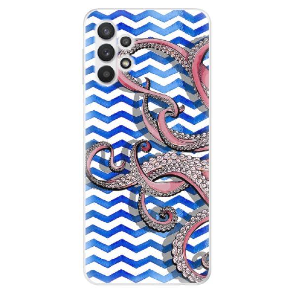 Odolné silikonové pouzdro iSaprio - Octopus - Samsung Galaxy A32 5G