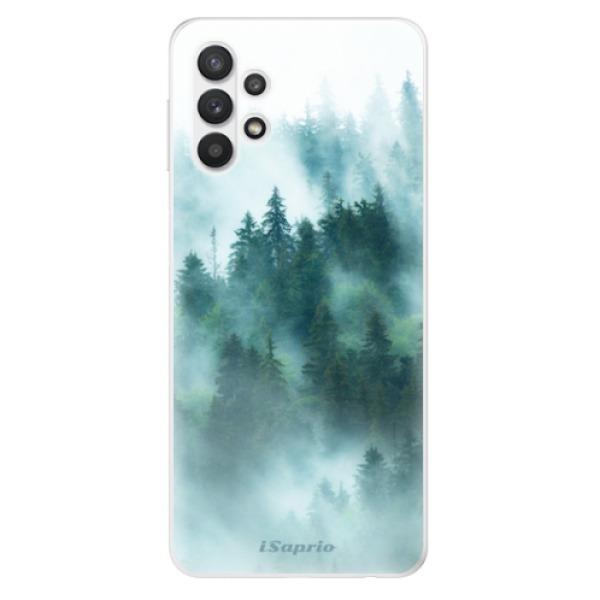 Odolné silikonové pouzdro iSaprio - Forrest 08 - Samsung Galaxy A32 5G