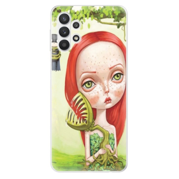 Odolné silikonové pouzdro iSaprio - Poison - Samsung Galaxy A32 5G